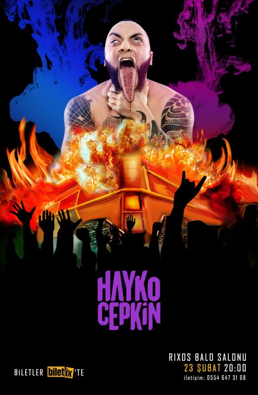 Hayko-Poster